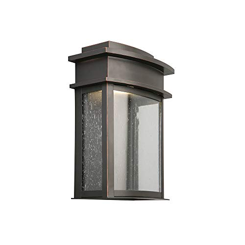 Design House 180364 Fairview LED Wall Sconce, Oil Rubbed Bronze by Design House