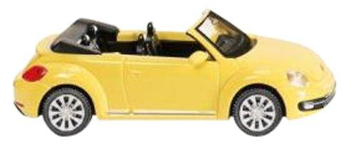 1/87 VW ビートル カブリオレ サタンイエロー 002801
