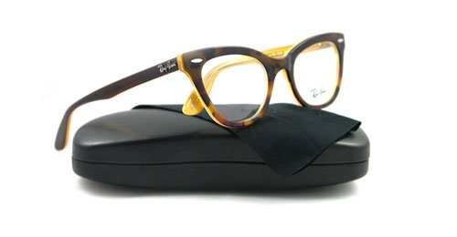 e1e88a6357b Image Unavailable. Image not available for. Colour  Ray Ban RX5226  Eyeglasses-5033 ...
