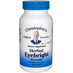 Dr Christopher's Cap For Herbal Eyebright Formula 100 cap ( Multi-Pack)