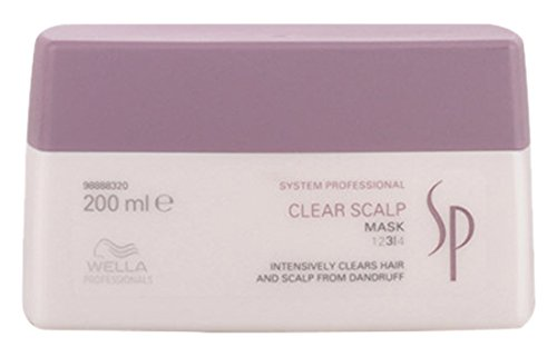 Wella Sp Clear Scalp Mask, 6.67 Ounce