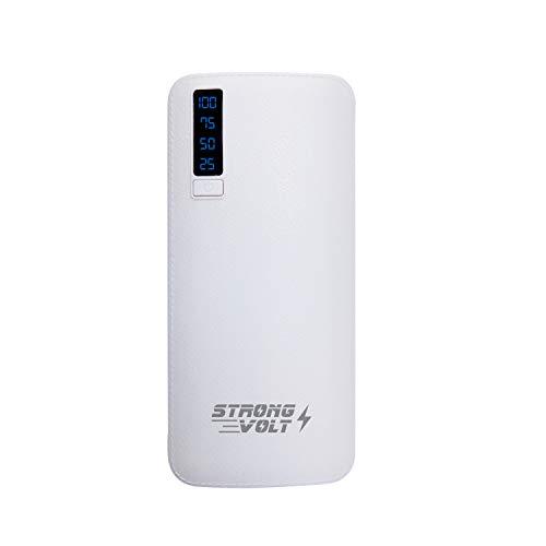Strong Volt Stri 0022 10400 mAh Lithium   ION Power Bank  White