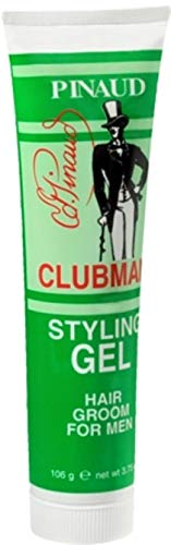 Pinaud Clubman Styling Gel 3.75 oz Pack of 11