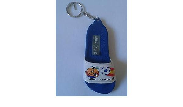 Desconocido Antiguo Llavero DE ÉPOCA Keyring Keychain EN ...
