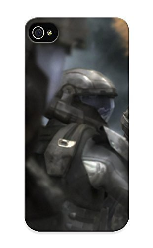 044f7ipod touch424328 Case Cover Protector Series For Iphone ipod touch4 Odst Halo Troopers Case For Lovers by kobestar