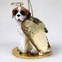 Christmas Ornament: St Bernard