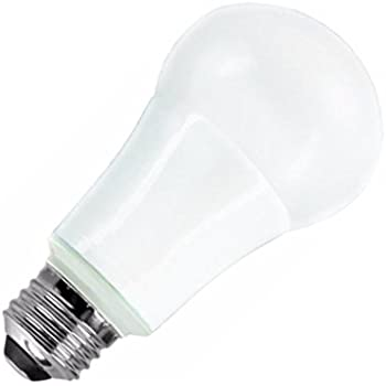 Satco 28770-11.5A19//LED//50K//ND//120V//4PK S28770 A19 A Line Pear LED Light Bulb