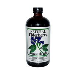Natural Sources Elderberry Concentrate, 16 Fluid Ounce Review