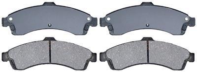 RM Brakes SGD882C Service Grade Ceramic Brake Pad