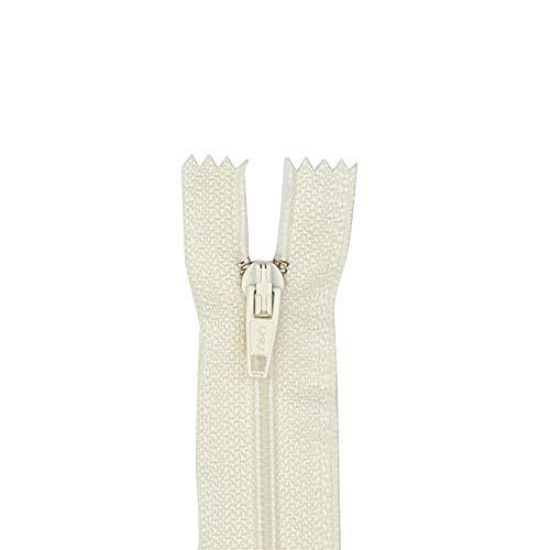 Coats & Clark 0299326 Poly All Purpose Zipper 16in Natural (16 Coat Zipper)