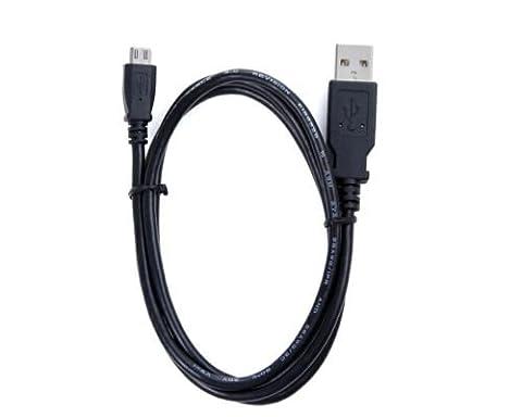 TacPower USB PC/DC Power Charger+Data Cable/Cord/Lead For Archos 97 Carbon #502101 Tablet (Archos Carbon 97)