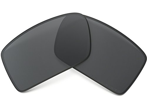 Oakley Gascan Polarized Replacement Lenses,Black Iridium,one - Sunglasses Amazon Gascan Oakley