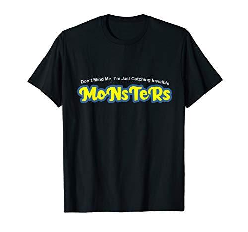 Monsters T shirt Get Monster Energy]()