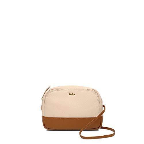 0edcbec27705f Tula Nappa Originals Small Leather Zip Cross Body Bag