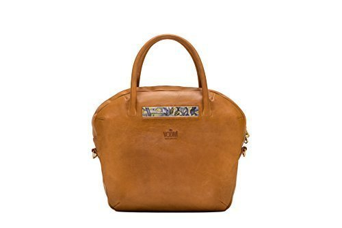 Vodivì, Urbania - Handbag Women's Leather Of Cowhide Smooth Vegetable Tanned