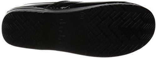 Dansko Women's Professional Patent Leather Clog,Black Patent,40 EU / 9.5-10 B(M) US by Dansko (Image #2)