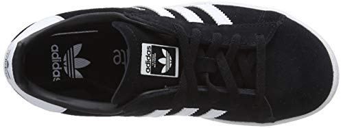 Adidas footwear Campus Niños De White 0 core footwear Unisex White Negro Zapatillas Black C Deporte 7qaUdr7x