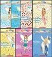 The Pet Fairies Complete Set, Books 1-7: Katie the Kitten Fairy, Bella the Bunny Fairy, Georgia the Guinea Pig Fairy, Lauren the Puppy Fairy, Harriet the Hamster Fairy, Molly the Goldfish Fairy, and Penny the Pony Fairy (Rainbow Magic)
