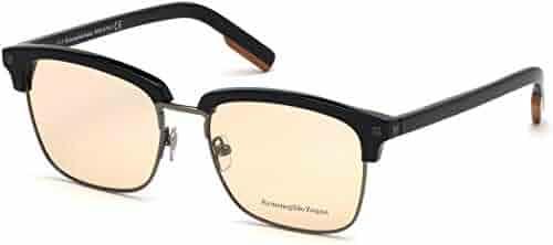 01885fd238199 Eyeglasses Ermenegildo Zegna EZ 5139 001 shiny black