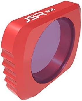 Meijunter CPL/UVフィルター/NDフィルター/スターフィルター DJI Osmoポケット用