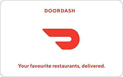 Doordash Gift Card image link