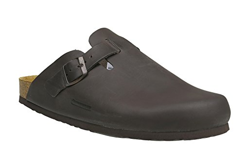 Brinkmann Dr clogs mules 1 amp; men 600389 Brown gvBqxOp