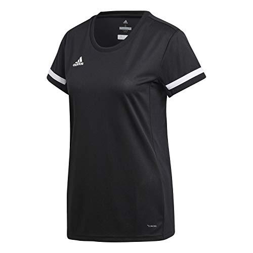 Ss Jsy bianca shirt T T19 da donna nera W Adidas pYZAq