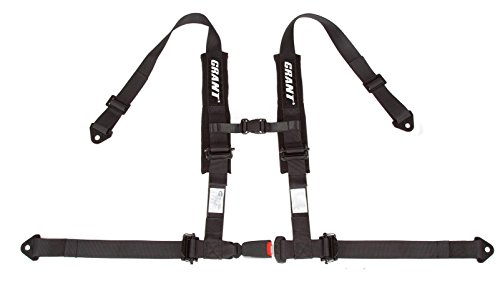 4-Point Off-Road Harness, 2 x 2 Auto Buckle, 1 Pack - Grant 2100