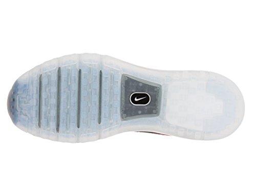 Nike Flyknit Max, Zapatillas de Running para Hombre Azul (Azul (Photo Blue/Blk-Cncrd-Ttl Crmsn))
