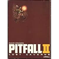 Pitfall II: The LOst Caverns - Atari 5200