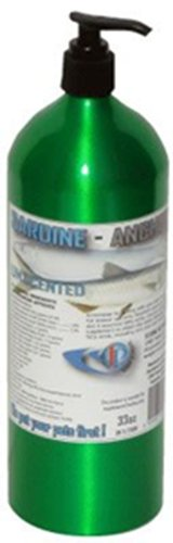 Iceland Pure Unscented Sardine Anchovy Fish Oil 33oz