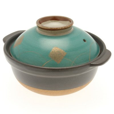 Kotobuki 190-969D Donabe Japanese Hot Pot, Sumi/Black by 123kotobukijapanstore