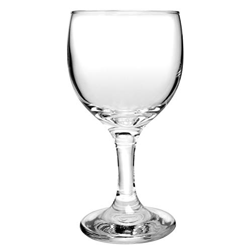 Excellency Champagne Glass - Anchor Hocking 2926M Excellency 6.5 oz Wine Glass - 36 / CS