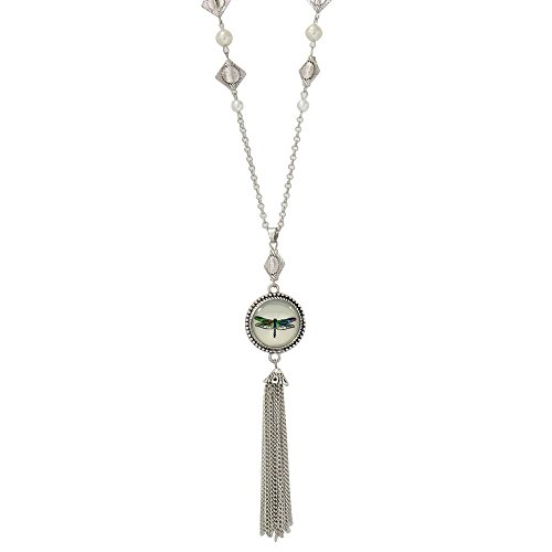 Pendant Tassel Necklace Decorative Standard