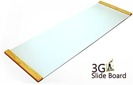 3G Ultimate Skating Trainer – Slide Board 6ft x 2ft Premium Thick