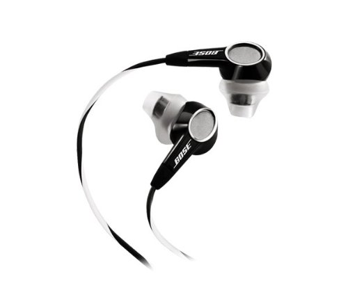 Bose TriPort In-Ear Headphones - Headphones ( ear-bud ) - black ()