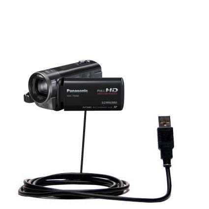 amazon com classic straight usb cable for the panasonic hdc tm90 rh amazon com Panasonic TV Manual Panasonic Manual Ra 6800