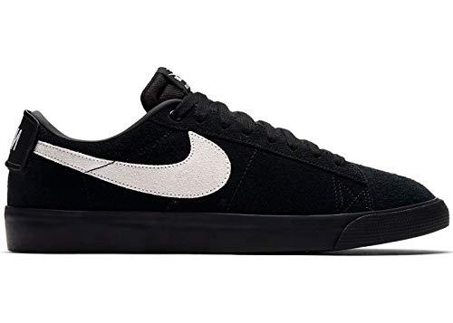 Nike Men's Blazer Low GT Skateboarding Shoe (8.5) Black