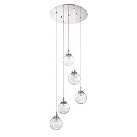 Artika Pendant Light Fixture Oracle Amazoncom - 5 pendant light fixture