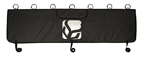 Demon Bicycle Tailgate Pad with Bike Mechanic Apron Combo pack (Large (62