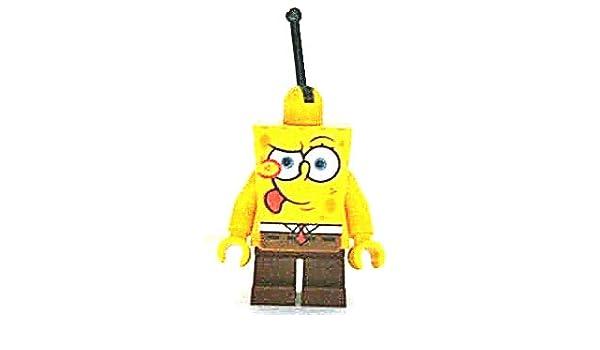 LEGO Bob Esponja - Figura de Bob Esponja con flotador: Amazon.es: Juguetes y juegos