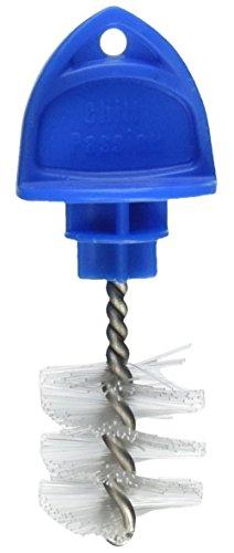 Bev Rite CB45X50 Faucet Hygiene Plug Brush (50 Pack), Small, Blue by Bev Rite (Image #1)