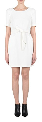 Bianco Damen Kleid Armani Schlauch Bianco Schlauch Armani Damen Damen Kleid Armani Schlauch Kleid 0Fw4qwf