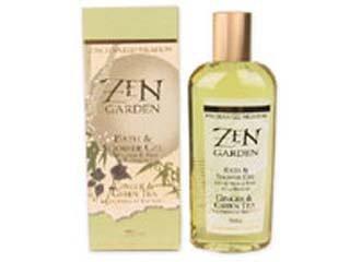 Zen Garden Linden & Mimosa Shower Gel by Enchanted -