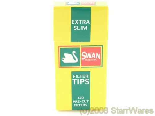 Swan Extra Slim Filter Packets product image