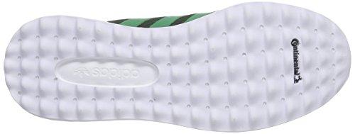 Blanco Hombre Zapatillas Los Adidas Angeles green white Verde WzZHC