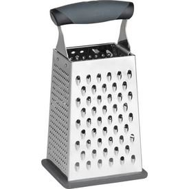 Trudeau 0991100 4-Sided Cheese Grater