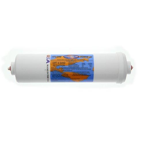 (Omnipure K5505JJ 1/4-Inch Quick-Connect Sediment)