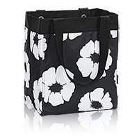 Superieur Thirty One Essential Storage Tote 4446 White Poppy