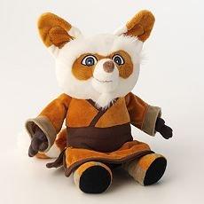 Kung Fu Panda Movie Plush MASTER SHIFU 13'' Stuffed Animal by Kung Fu Panda